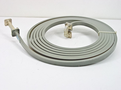 Micro~Coax Delay Line Wave Guide Ku 12.4 to 18.0GHz WR-62 (1010)