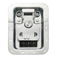 Penn Elcom L924/525/CL Large Recessed Combination Locking Latch