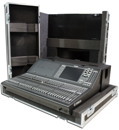 Yamaha ql5 road case lm cases online store for Yamaha ql 3