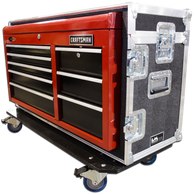 "Portable Craftsman 40"" Toolbox Road Case"