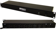 Furman D10-PFP 10 Outlet Rack Mount Power Distributer