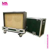Silvertone Twin Twelve Amp Case