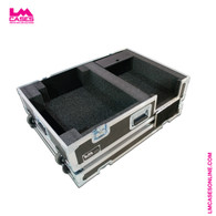Pioneer DJM-S9 Mixer / PLX1000 Turntable Case