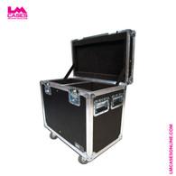 QSC K8 Speaker Case - 2 Capacity