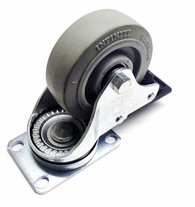 "Penn Elcom 4359/B 3.5"" Swivel Caster w/Brake"