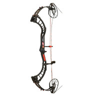 PSE Full Throttle Compound Bow - Black (Matte)