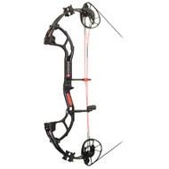 PSE Inertia Compound Bow - Black