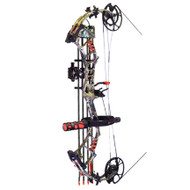PSE Bow Madness Epix Field Ready Package - Camo