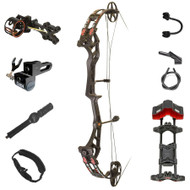 PSE Stinger Extreme Compound Bow - Black w/ AM Package