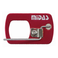 Cartel Midas MX Mag Rest - Red