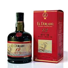 Rum El Dorado 12 anni 70cl