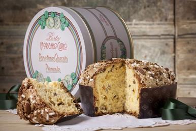 Panettone Glassato Piemonte Moriondo Carlo - Distillerie Berta