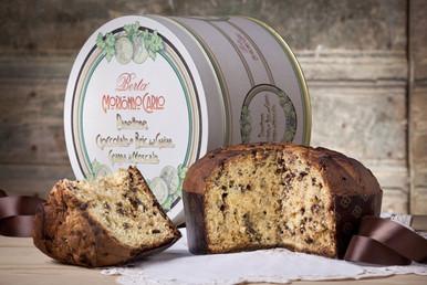 Panettone al Cioccolato Moriondo Carlo - Distillerie Berta