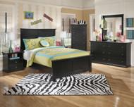 Maribel 5 Pc.Kids Full Bedroom Collection