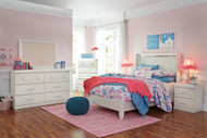 Dreamur Champagne 4 Pc. Full Bedroom Collection