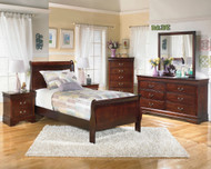 Alisdair 4 Pc. Twin Bedroom Collection