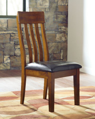 Ralene Medium Brown Dining Upholstered Side Chair