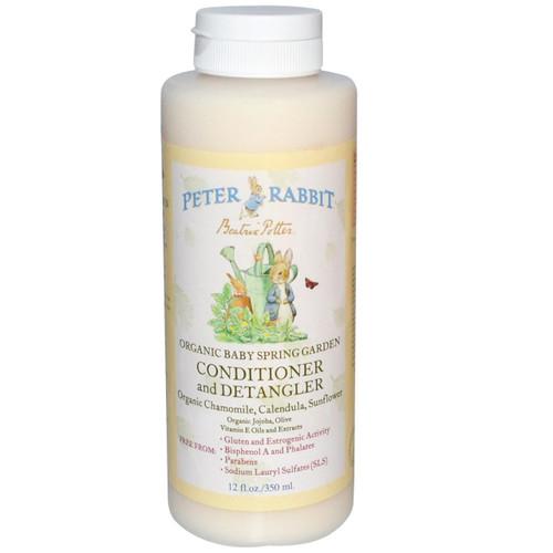 Peter Rabbit Organic Baby Spring Garden Conditioner and Detangler