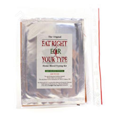 Home Blood Typing Kit