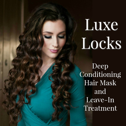 Luxe Locks Deep Conditioning Hair Mask & Leave-In Treatment