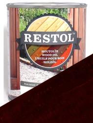 Restol Wood Oil in Dark Oak