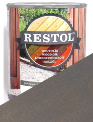 Restol Wood Oil in Grey