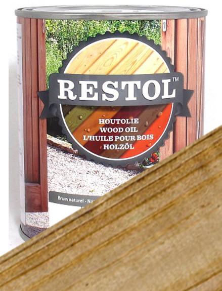 Restol Wood Oil in UV Extra