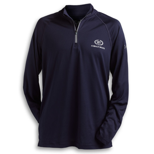 Under Armour Polyester Quarter Zip