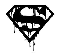 Superman Grunge