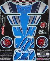 Kawasaki Blue K Racing Tank Pad