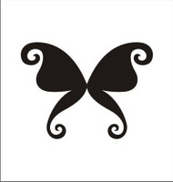 Butterfly Decal #12