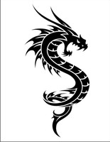 Dragon Decal #46