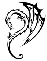Dragon Decal #48