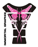 Butterfly Pink/Black