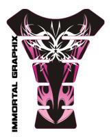 Tribal Butterfly Black/White