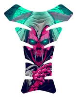 Vampire Grim Reaper Dark Pink