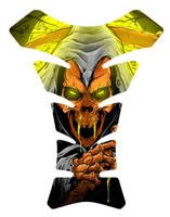 Vampire Grim Reaper Orange