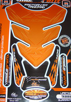 Orange R Racing K Series Tank Pad