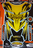 Yellow YSS Streetsport Quadra Pad