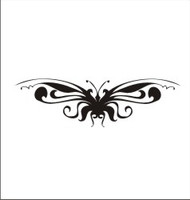 Butterfly Decal #5
