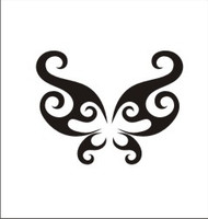 Butterfly Decal #7