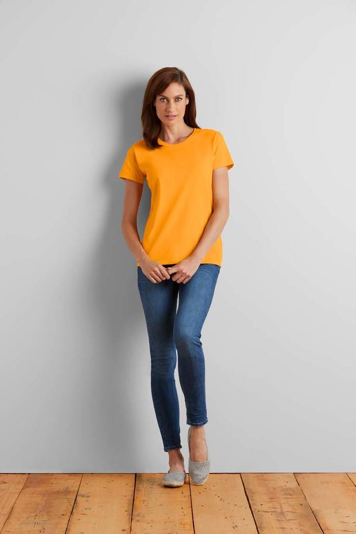 Ladies Crewneck T-Shirts