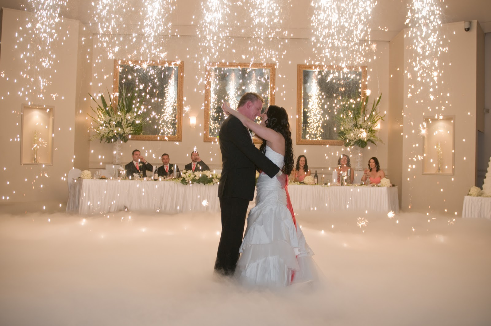 Special Effects For Your Wedding
