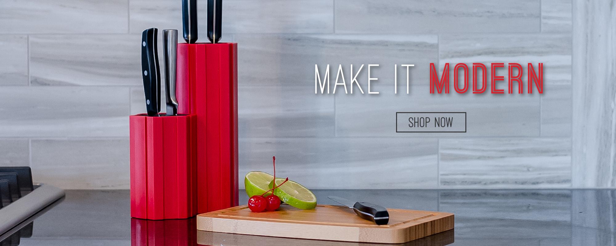 Make It Modern | Kapoosh Hex-Connex