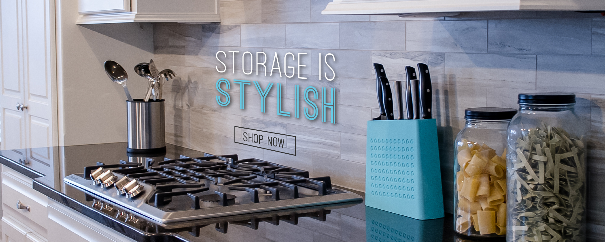 Storage is Stylish | Kapoosh Urban