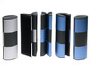 Case changes from Black and Silver to to Black and Blue
