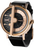 Soloscope RQ Rose Gold Black (SRQ-3018-BLK)
