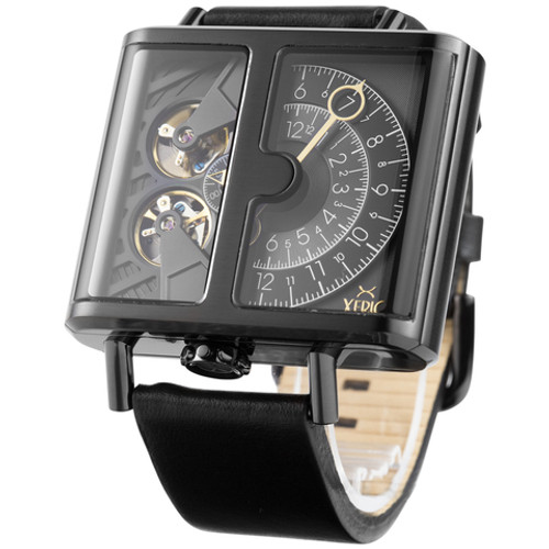 Xeric Soloscope Automatic All Black Limited Edition (SLA-3015)