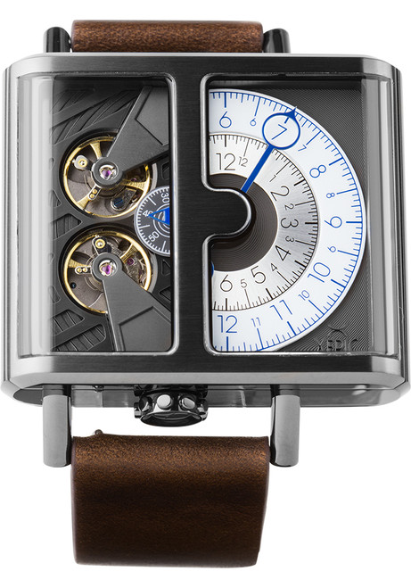 Xeric Soloscope Automatic Gunmetal Limited Edition (SLA-3017)