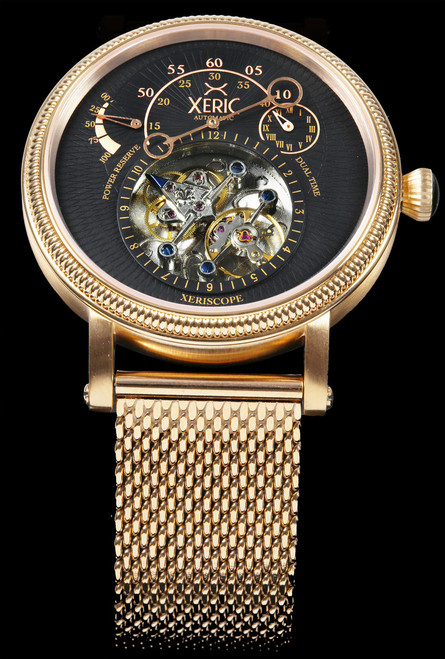 Xeric Xeriscope Rose Gold Mesh (XS3021M)